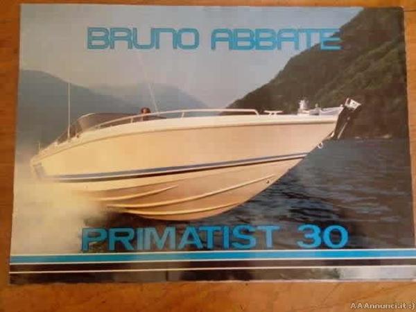Primatist BRUNO ABBATE 30