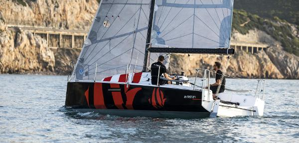Beneteau First 27 Manufacturer Provided Image