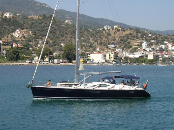 Jeanneau Sun Odyssey 54 DS Jeanneau Sun Odyssey DS 54 for sale in Greece