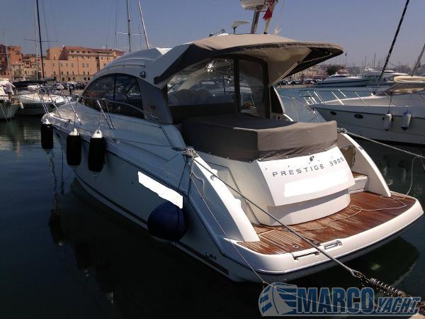 Jeanneau Prestige 390 S