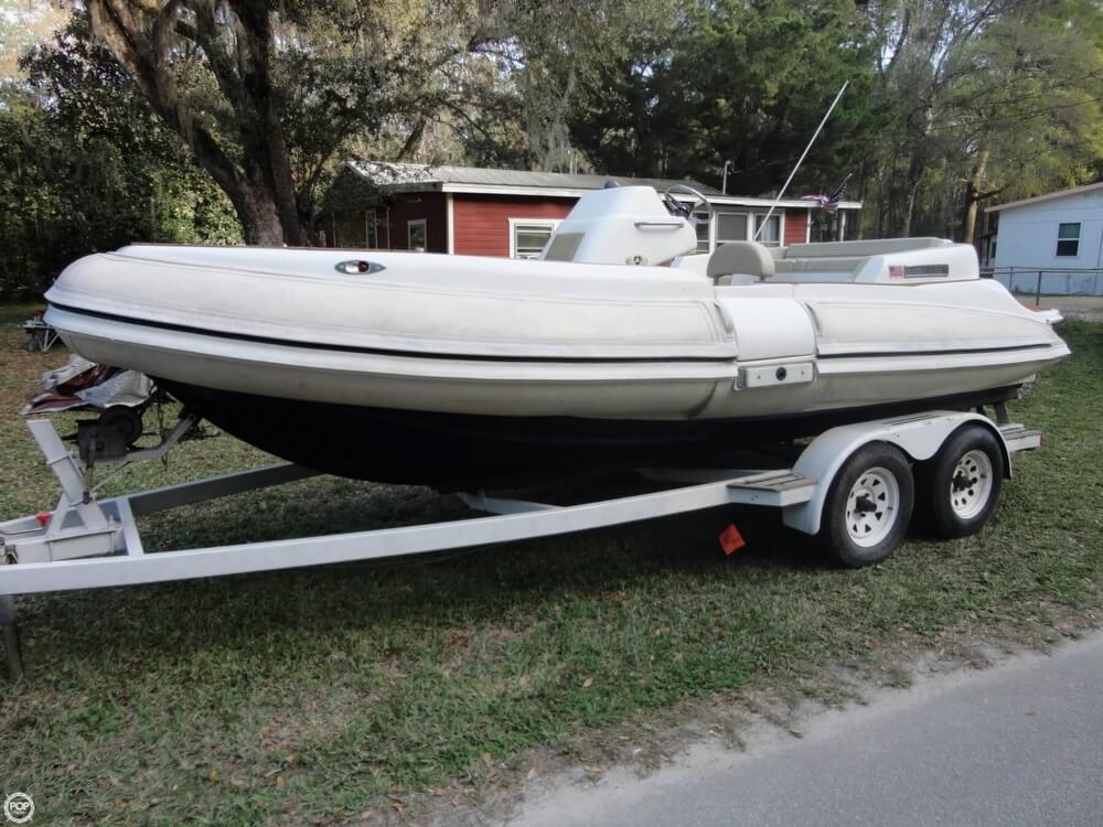 Nautica International 22 Limited 2011 Nautica 22 for sale in Homosassa, FL