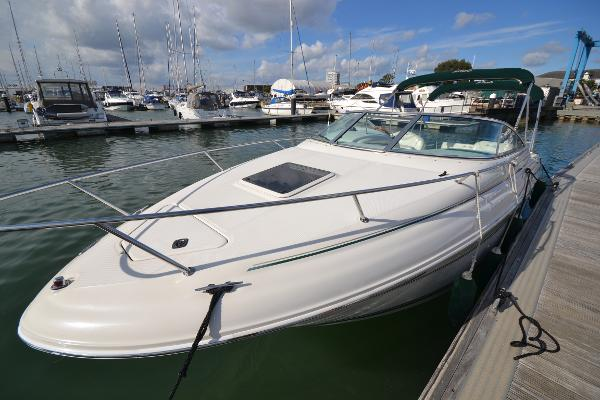 Sea Ray 245 Weekender Main picture