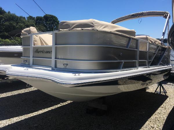 Hurricane Fundeck 216 Stock Boat FD216OB Tan Vinyl