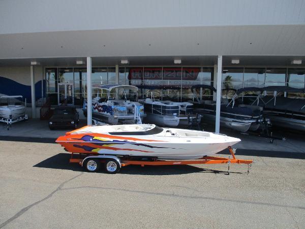 Howard Custom Boats 25 Bullet