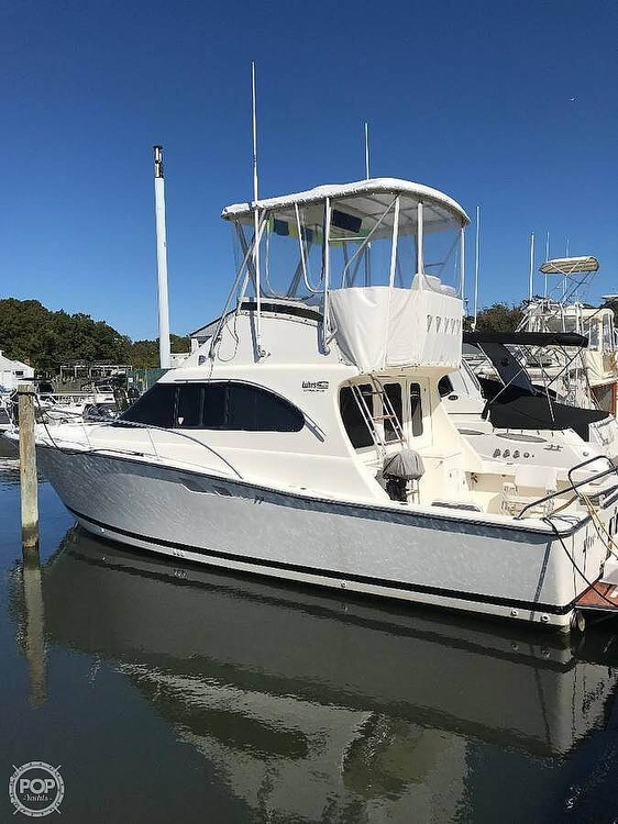 Luhrs Tournament 350 1991 Luhrs 35 for sale in Blue Point, NY