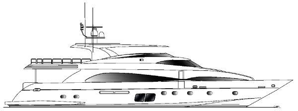 Grand Harbour Motor Yacht 100'