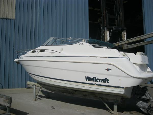 Wellcraft 2400SC Eclipse