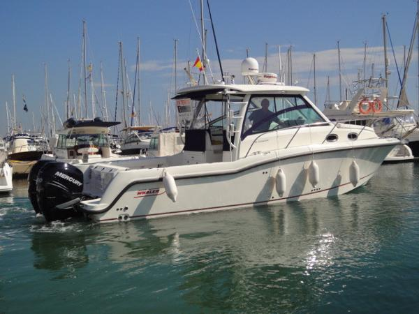Boston Whaler Conquest 315