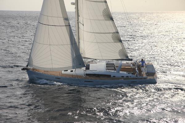 Beneteau Oceanis 58 Oceanis 58 BROCHURE SHOT