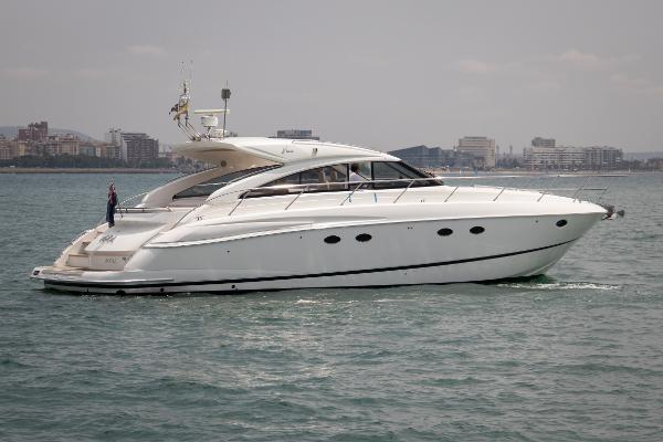 Princess V53 For Sale