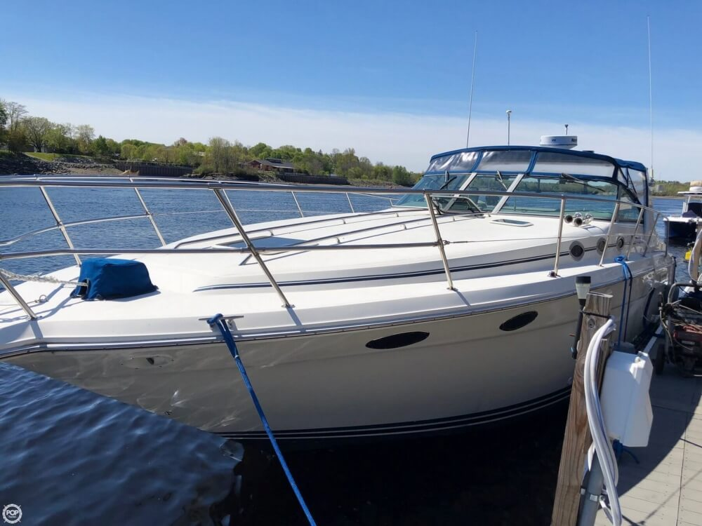 Sea Ray 370 Express Cruiser 1994 Sea Ray 37 Express Cruiser for sale in Bangor, ME