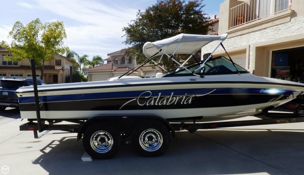 Calabria Sport Comp Xts 1997 Calabria SPORT COMP XTS for sale in Temecula, CA