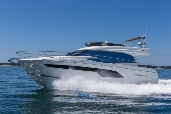 Jeanneau PRESTIGE 520 catalogue image