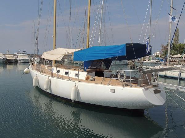 Beaufort 16 m Ketch