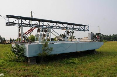 Custom-Craft 30 Work Barge 2009 Custom 30 Work Barge for sale in West Point, VA