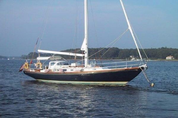 Hinckley Bermuda 40 MK III Sloop Manuella