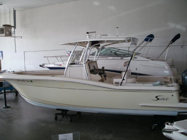Scout Boats 262 Sportfish