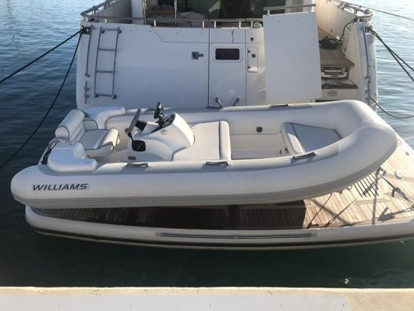 Williams Jet Tenders 385