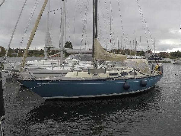 Custom Asmus KG Yachtbau Hanseat 70 B II Hanseat 70 B II