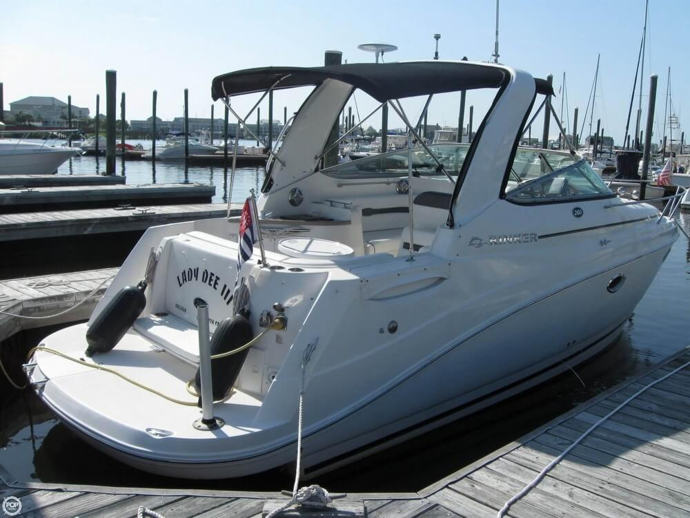 Rinker 260 Express Cruiser 2008 Rinker 260 Express Cruiser for sale in Youngsville, NC