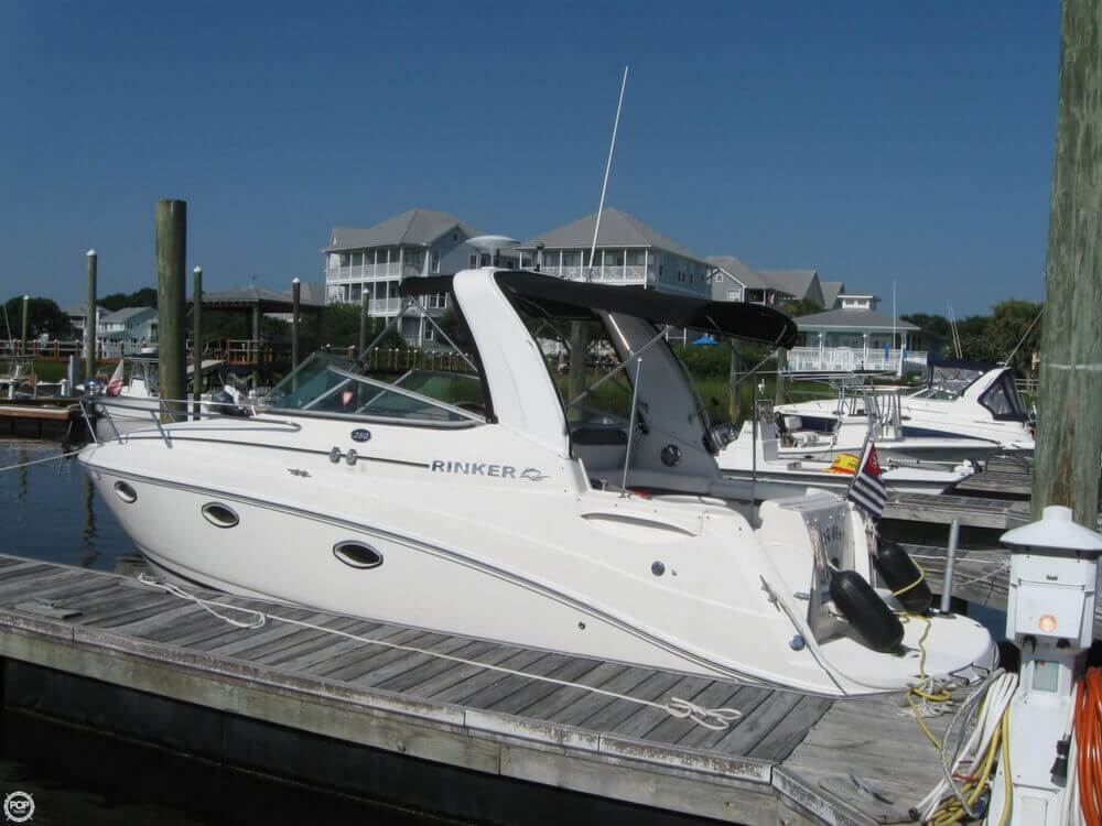 Rinker 260 Express Cruiser 2008 Rinker 260 Express Cruiser for sale in Carolina Beach, NC