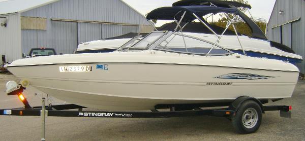 Stingray 195 RX Sport