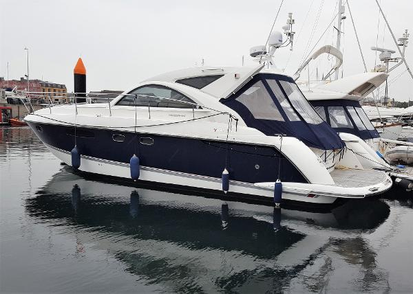 Fairline Targa 44 Fairline Targa 44 GT for sale with BJ Marine
