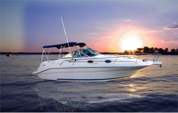 Sea Ray 270 Sundancer Manufacturers Image