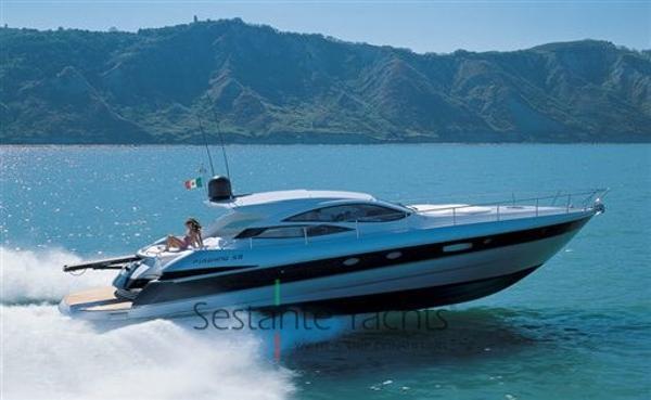 Pershing 50 Pershing 50 - Sestante Yachts