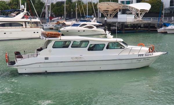 Explorer EV488-Ferry Cruiser Profile