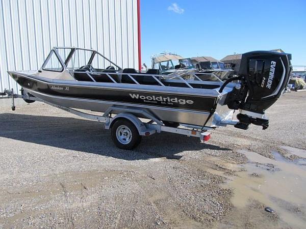 Wooldridge Alaskan XL 20' Windshield