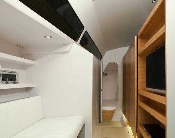 MC² 53 Cabin