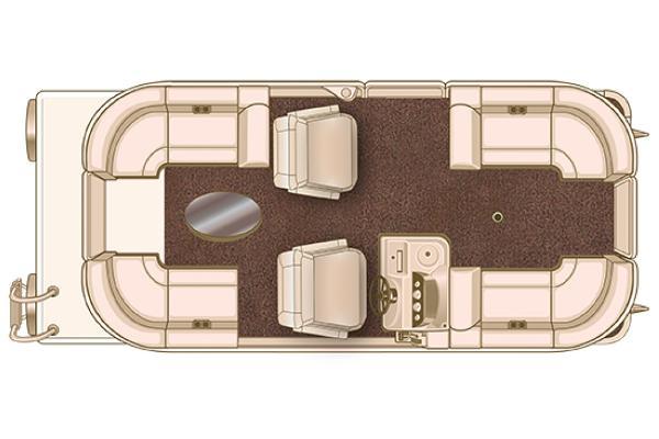 Starcraft EX 21 R Manufacturer Provided Image
