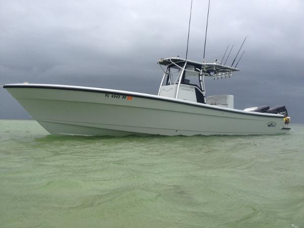 ANDROS BOATWORKS 32 OFFSHORE