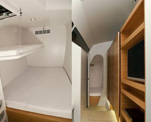 MC² 60 Cabin