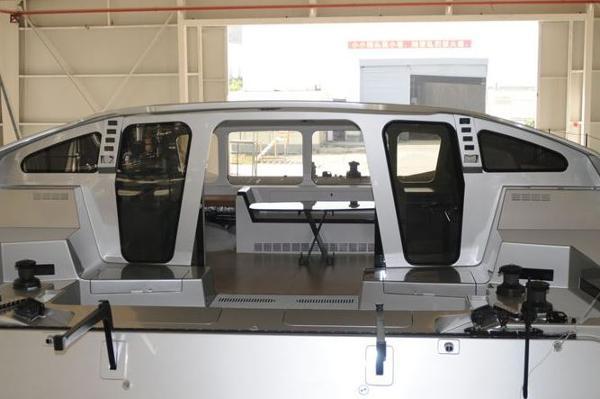 MC² 78 Cockpit