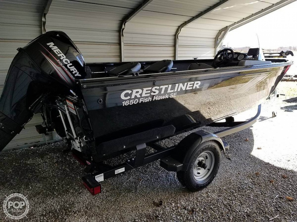 Crestliner 1650 Fish Hawk SE 2019 Crestliner 1650 Fish Hawk SE for sale in Clinton, MO