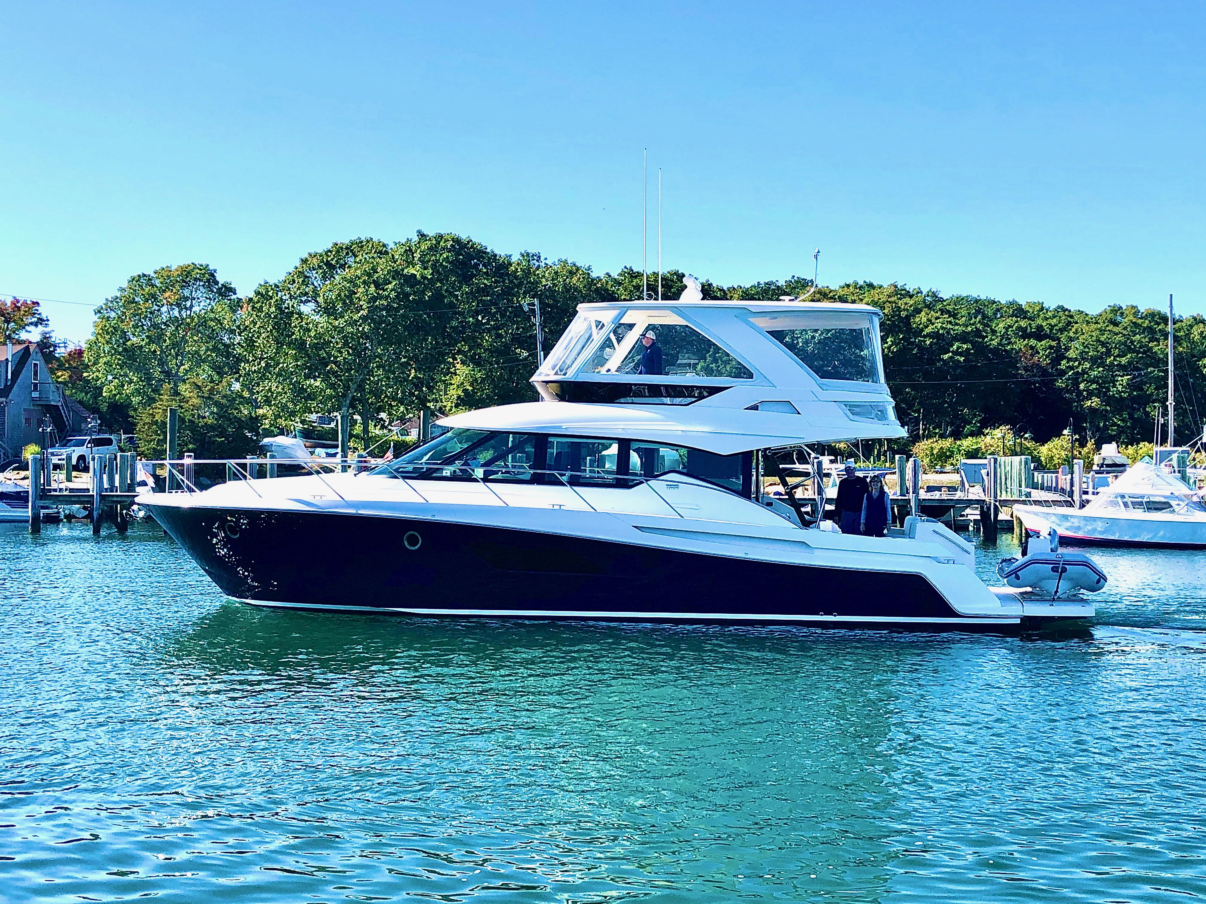 Tiara Yachts F53 Fly