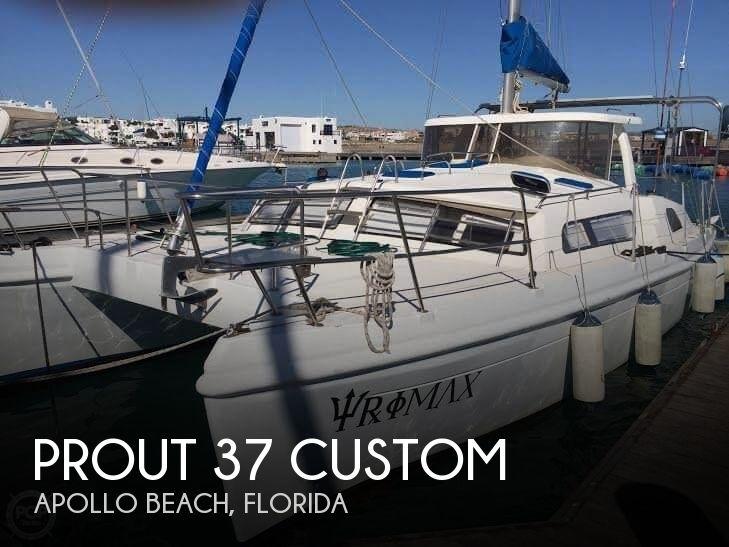 Prout 37 Custom 2005 Prout 37 Custom for sale in Apollo Beach, FL