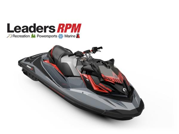 Sea-Doo RXP®-X® 300 Ice Metal
