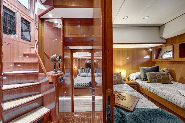 Stairway and Companionway