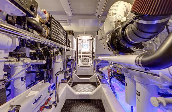 Engineroom Aft