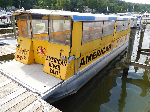 Dolley madison 45 Water Taxi