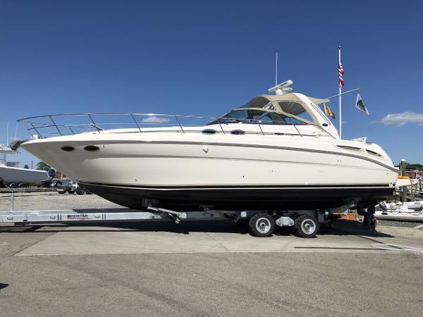 Sea Ray 380 Sundancer Monaco