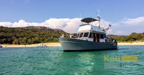 Custom Modern Boat TRAWLER 36 Modern Boat Trawler 361 (1)