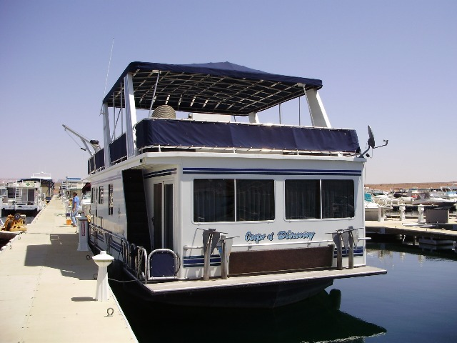 Horizon Yacht Multi Owner Houseboat