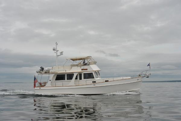 Grand Banks 46 Europa Profile