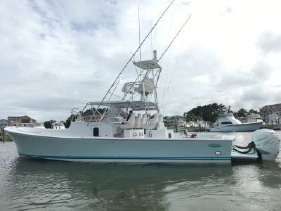 Chesapeake 53 Custom Center Console