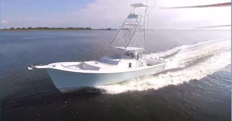 Chesapeake CENTER CONSOLE SPORTFISH