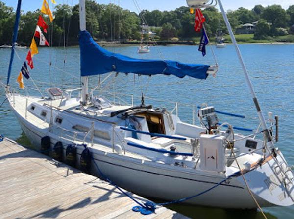 Ericson Mk Iii Port Stern